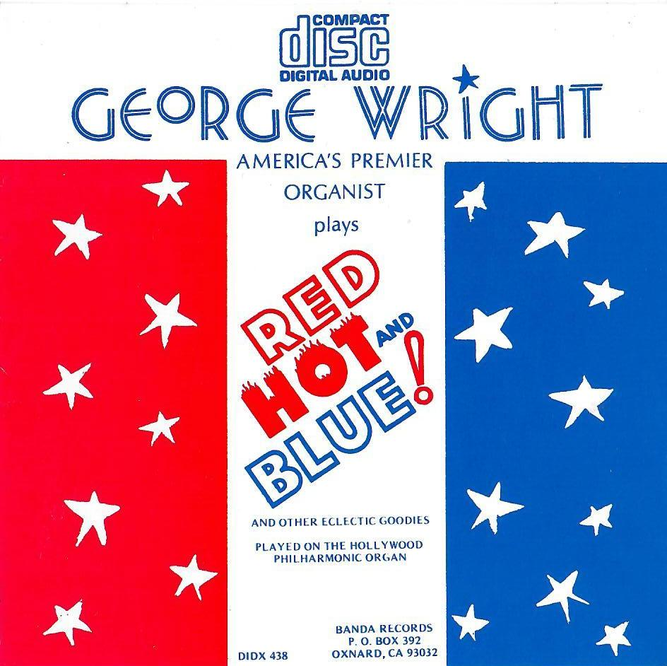 George Wright - Red Hot and Blue