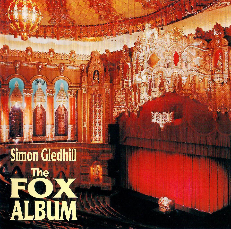 Simon Gledhill - The Fox Album