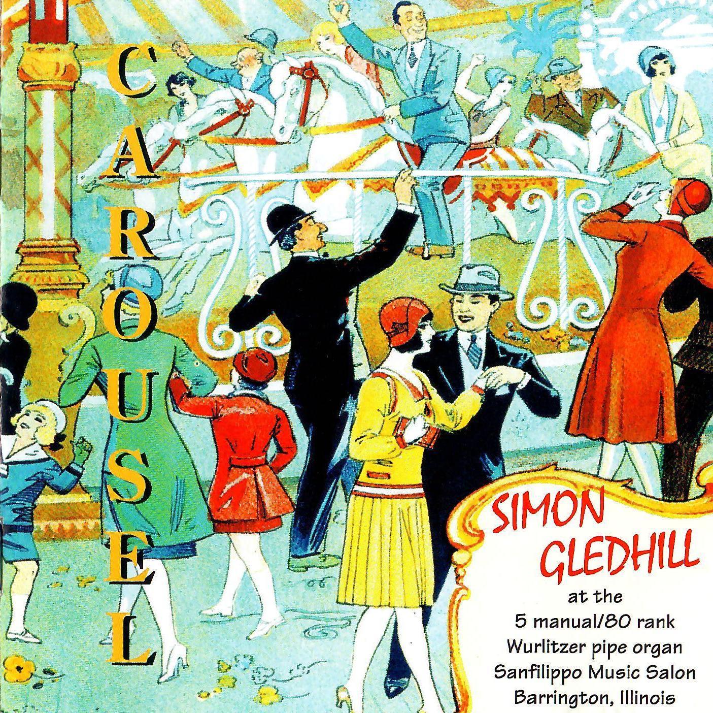 Simon Gledhill - Carousel