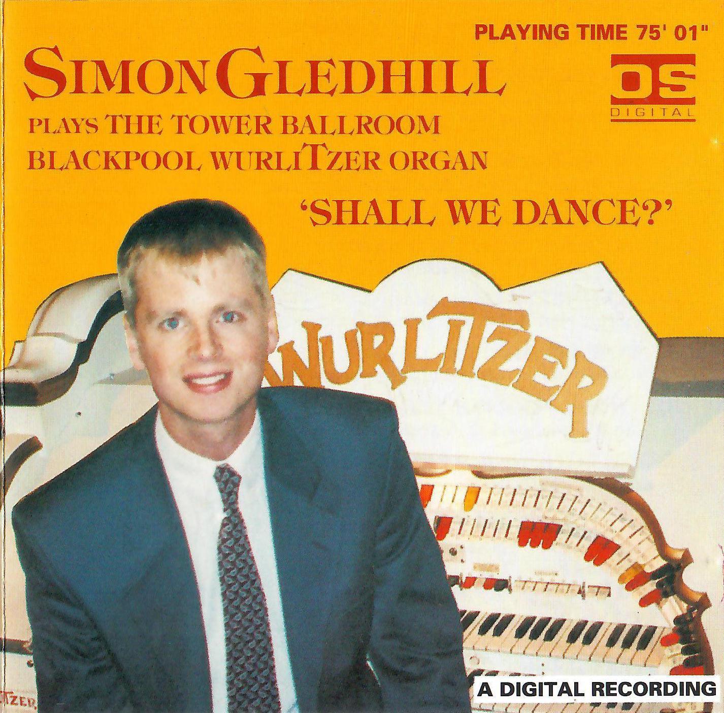 Simon Gledhill - Shall We Dance?