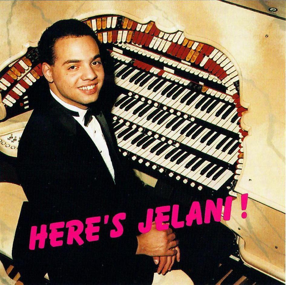 Jelani Eddington - Here's Jelani!