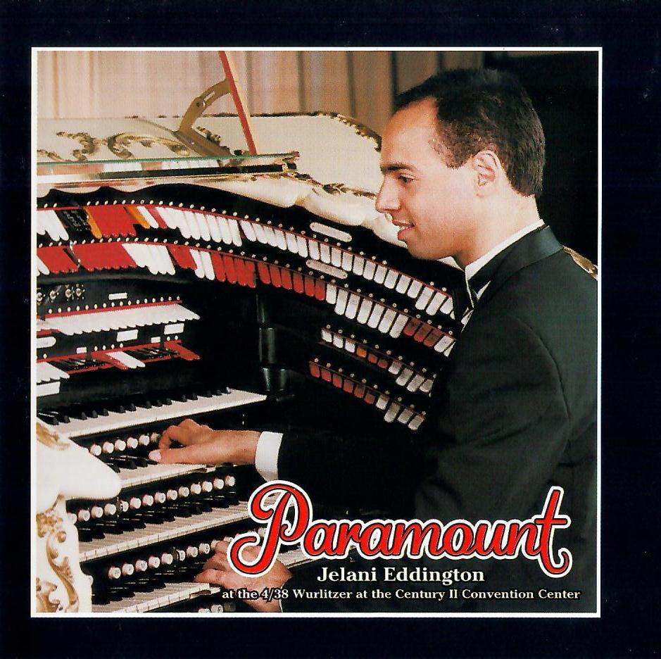Jelani Eddington - Paramount