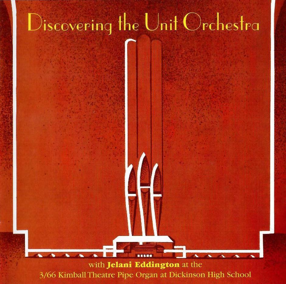 Jelani Eddington - Discovering The Unit Orchestra