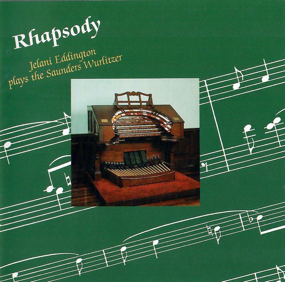 Jelani Eddington - Rhapsody