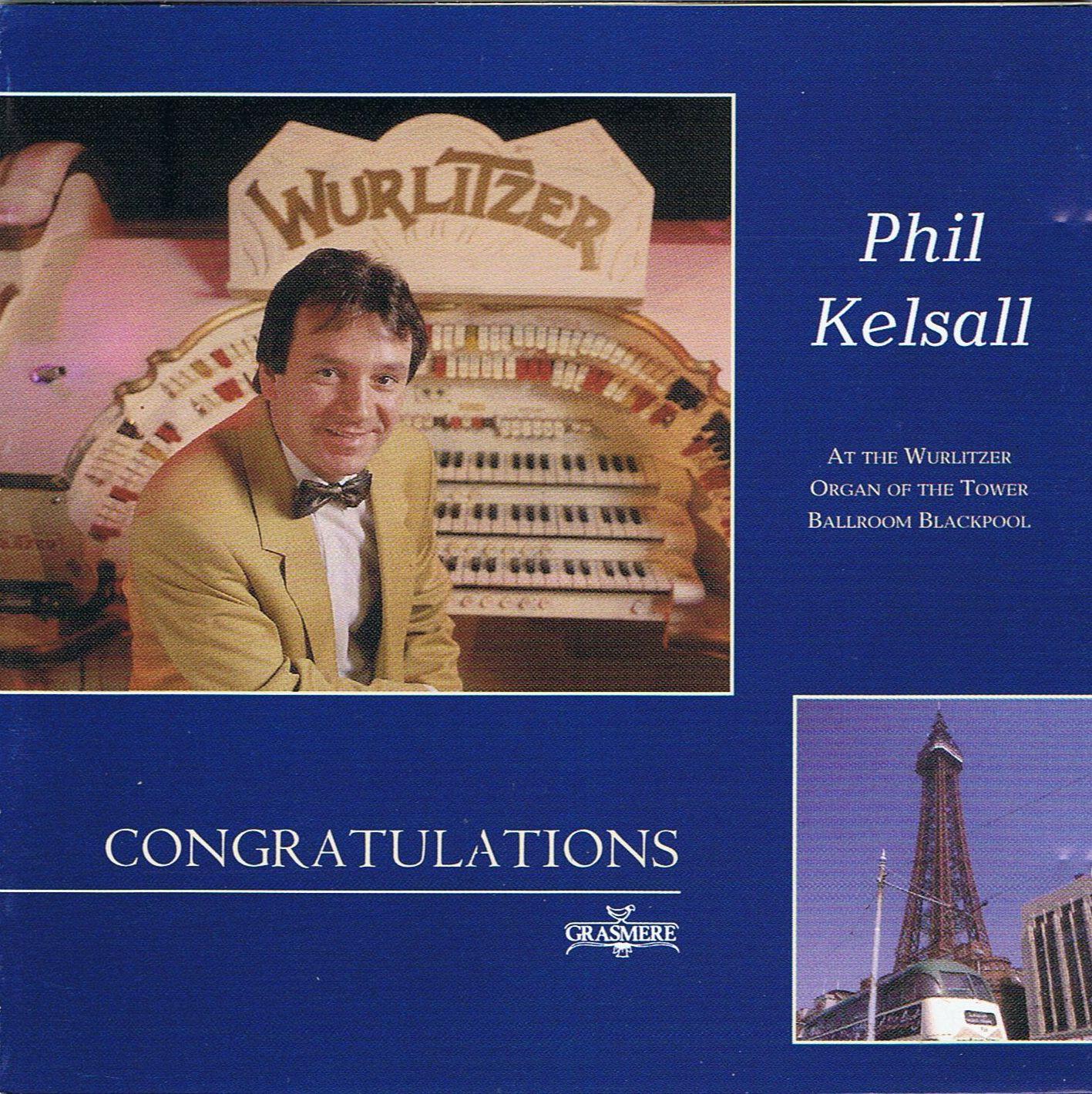 Phil Kelsall - Congratulations