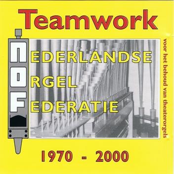 Teamwork Nederlandse Orgel Federatie