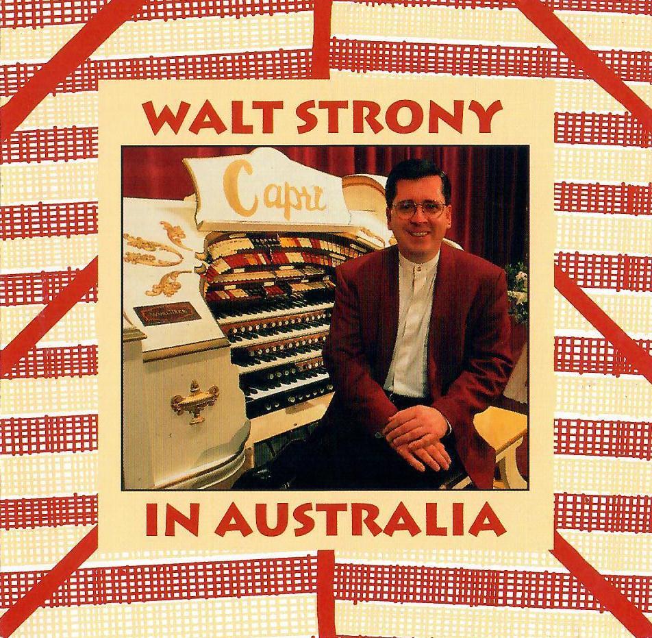 Walter Strony - Water Strony in Australia