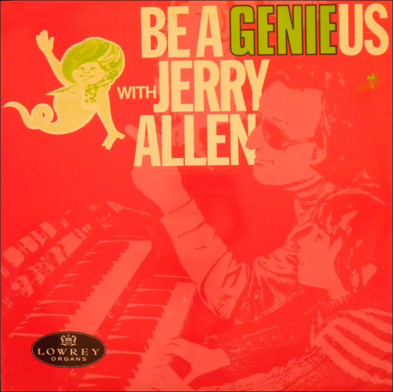 Jerry Allen - Be A Genieus with Jerry Allen