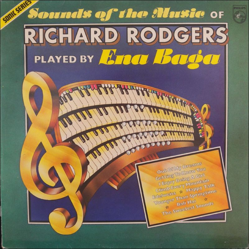 ** Ena Baga - Sounds of the Music of Richard Rodgers