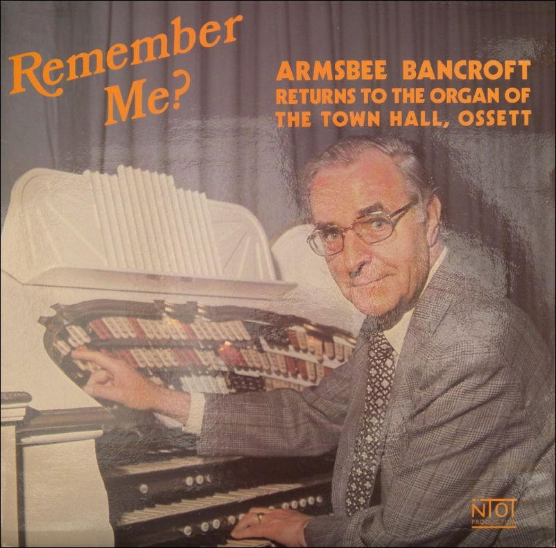 ** Armsbee Bancroft - Remember Me?