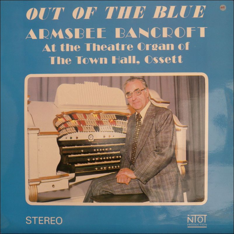 ** Armsbee Bancroft - Out Of the Blue