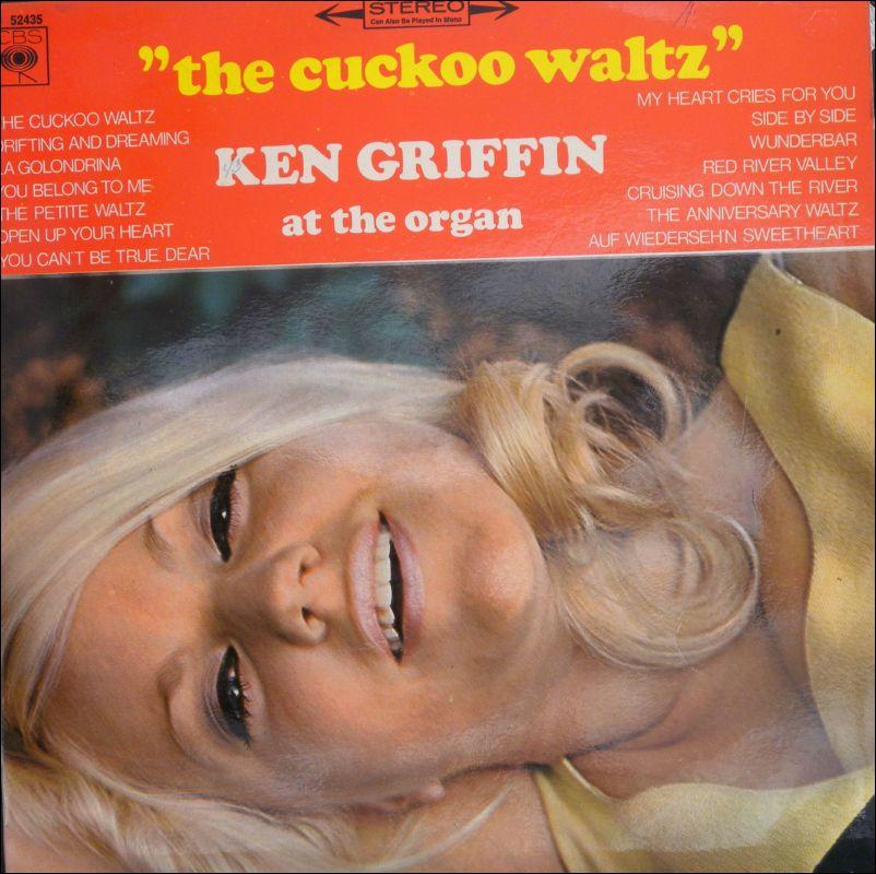 Ken Griffin - 'the cuckoo waltz'